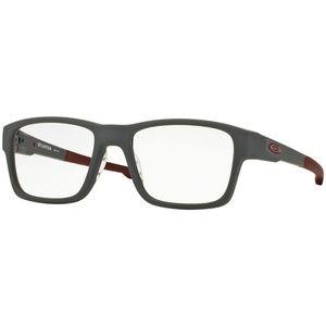Oakley Splinter Eyeglasses Grey Smoke w/Demo Lens